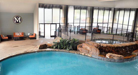 Metropolitan Knox Indoor Pool